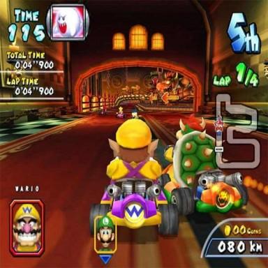 Mario Kart Arcade dizayn ticari oyun makineleri