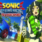 Jetonlu Sonic All Stars Racing