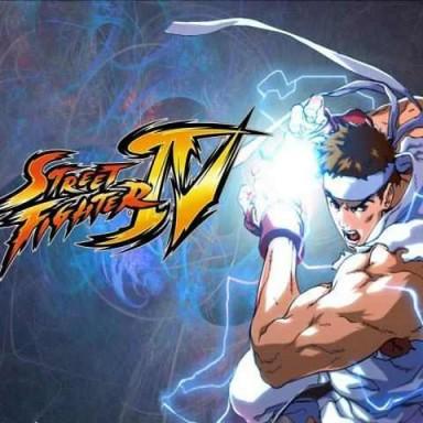 Street Fighter IV Arcade dizayn ticari oyun makineleri