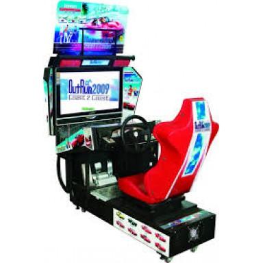 Outrun 2012 Coast dizayn ticari oyun makineleri